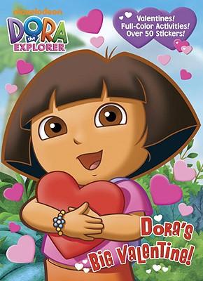Dora's Big Valentine! (Dora the Explorer), Golden Books