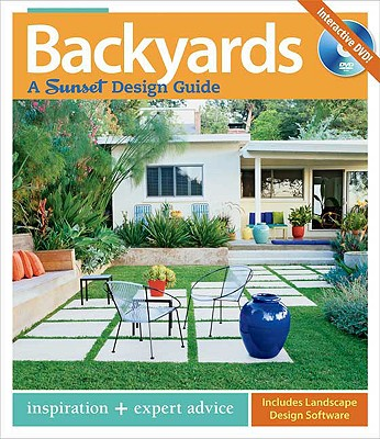 Image for Backyards: A Sunset Design Guide