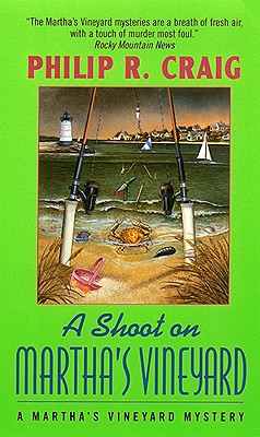 Image for Shoot on Marthas Vineyard : A Marthas Vineyard Mystery