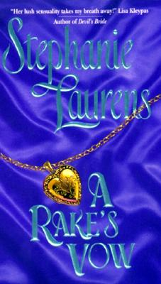 Image for A Rake's Vow (Cynster Novels)