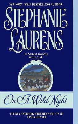 On a Wild Night (Cynster Novels), Laurens, Stephanie