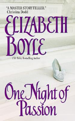 One Night of Passion #2 Danvers Family [used book], Elizabeth Boyle