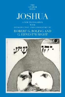 Image for Joshua (The Anchor Bible Commentary Volume 6)