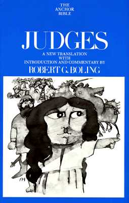 Image for Judges (The Anchor Bible, Vol. 6A)