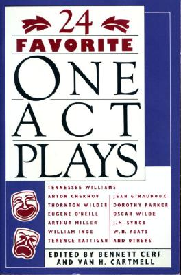 Image for 24 FAVORITE ONE ACT PLAYS