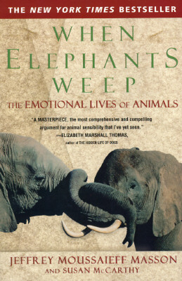 Image for WHEN ELEPHANTS WEEP