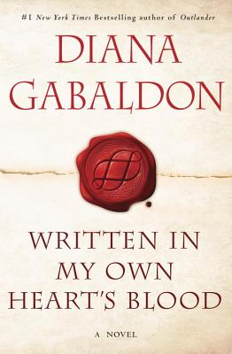 Written in My Own Heart's Blood, Gabaldon, Diana