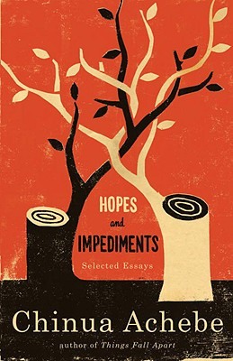 Image for Hopes and Impediments: Selected Essays