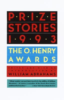 Image for Prize Stories 1993 : The O. Henry Awards