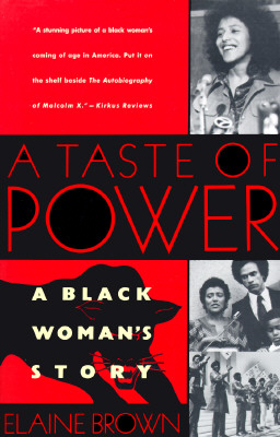 Image for A Taste of Power: A Black Woman's Story