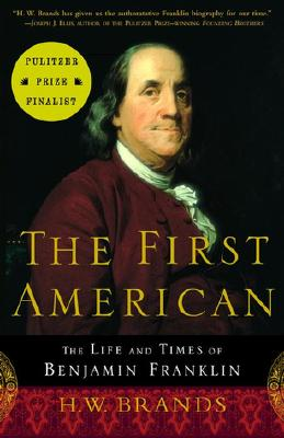 Image for FIRST AMERICAN LIFE AND TIMES OF BEJAMIN FRANKLIN