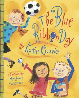 Image for The Blue Ribbon Day