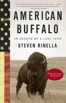 Image for American Buffalo: In Search of a Lost Icon