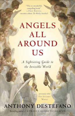 Image for ANGELS ALL AROUND US A SIGHTSEEING GUIDE TO THE INVISIBLE WORLD