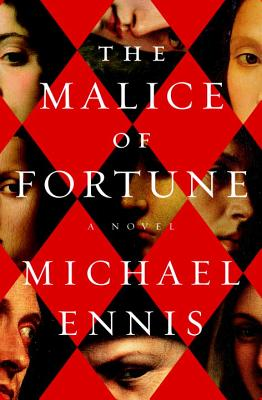Image for The Malice of Fortune  **SIGNED 1st Edition /1st Printing**