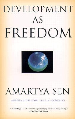 Development as Freedom, Sen, Amartya