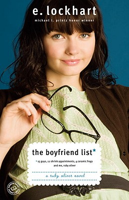 Image for The Boyfriend List (Readers Circle)