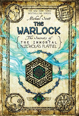 Image for WARLOCK, THE THE SECRETS OF THE IMMORTAL NICHOLAS FLAMEL BK5