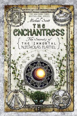 Image for ENCHANTRESS, THE THE SECRETS OF THE IMMORTAL NICHOLAS FLAMEL