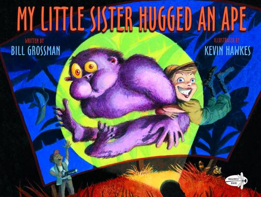 Image for My Little Sister Hugged an Ape