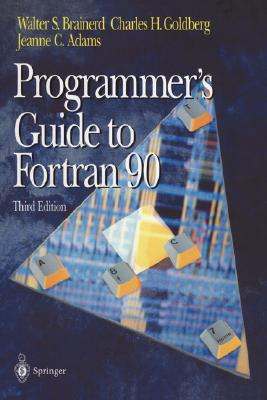Image for Programmer's Guide to Fortran 90