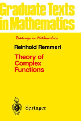 Image for Theory Of Complex Functions