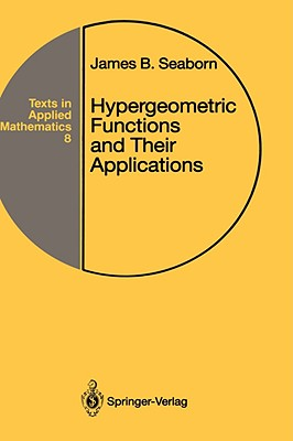 Image for Hypergeometric Functions And Their Applications