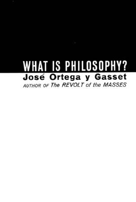 Image for What Is Philosophy?
