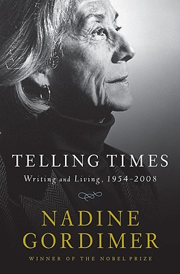 Image for TELLING TIMES WRITING AND LIVING 1954-2008