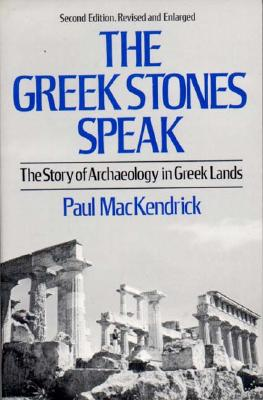 Image for The Greek stones speak