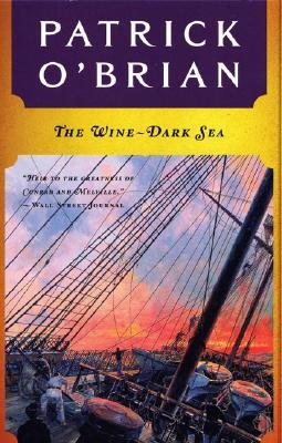 Image for The Wine-Dark Sea (Vol. Book 16)  (Aubrey/Maturin Novels)