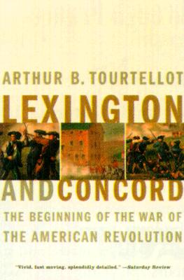 Image for Lexington and Concord: The Beginning of the War of the American Revolution
