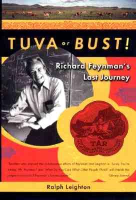 Image for Tuva or Bust!: Richard Feynman's Last Journey