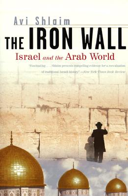 Image for The Iron Wall: Israel and the Arab World (Norton Paperback)