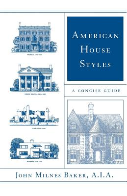 Image for American House Styles: A Concise Guide