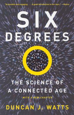 Image for Six Degrees: The Science of a Connected Age