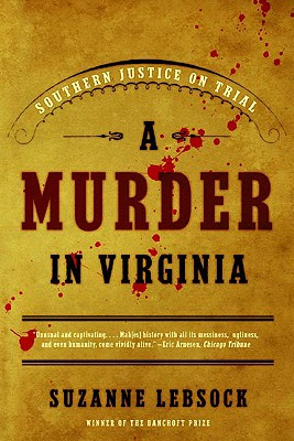 Image for A Murder in Virginia: Southern Justice on Trial