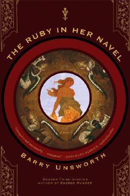 Image for The Ruby in Her Navel: A Novel