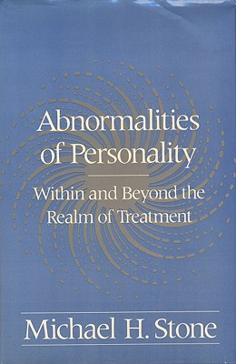 Image for Abnormalities Of Personality: Within and Beyond the Realm of Treatment