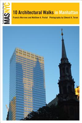 Image for The Municipal Art Society of New York: Ten Architectural Walks in Manhattan