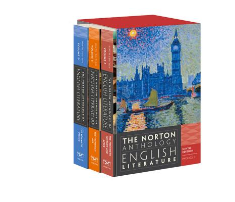 Image for The Norton Anthology of English Literature (Ninth Edition)  (Vol. Package 2: Volumes D, E, F)