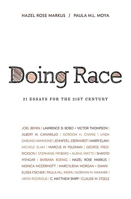 Image for Doing Race: 21 Essays for the 21st Century