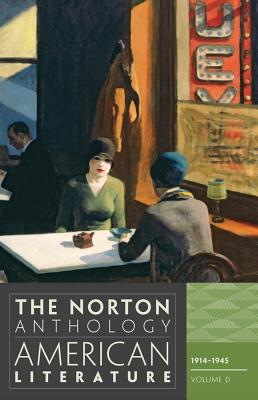 Image for The Norton Anthology of American Literature (Eighth Edition) (Vol. D)