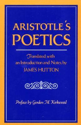 Image for Aristotle's Poetics