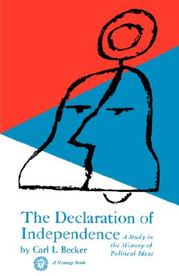 Image for Declaration of Independence: A Study in the History of Political Ideas