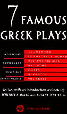 Image for Seven Famous Greek Plays