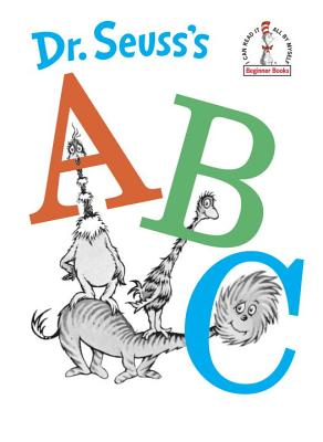 Image for Dr. Seuss's ABC  (Beginner Books, I Can Read It All By Myself)