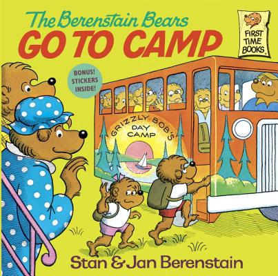 Image for The Berenstain Bears Go to Camp