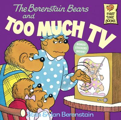 Image for The Berenstain Bears and Too Much TV