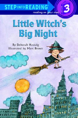 Little Witch's Big Night (A Step Into Reading Book, Step 2), Hautzig, Deborah